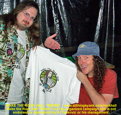Greg and Al